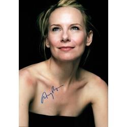 Amy Ryan Signed Photograph