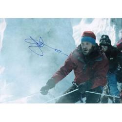 Eddie Redmayne Signature