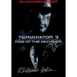Terminator III, Rise of the...