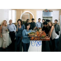Beyonce In Concert Signed Photograph