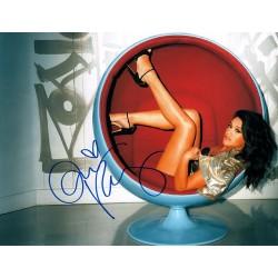 Gina Rodriguez Signed...