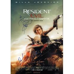 Resident Evil The Final...