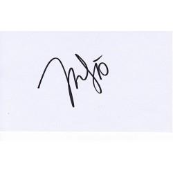 Meryl Streep Signature