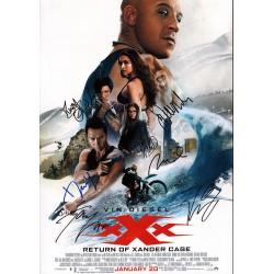 xXx Return of Xander Cage...