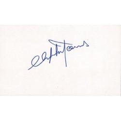 Clifton James Signature