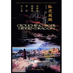 John Woo Signature