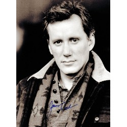 James Woods Signed Photograph