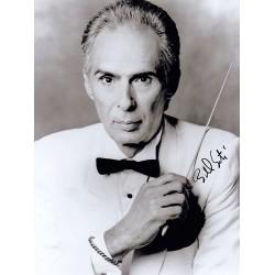 Bill Conti Signed Photograph