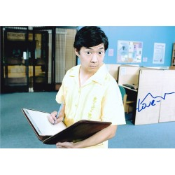 Ken Jeong Signed Photograph