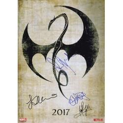 Alexis Bledel Signature