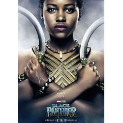 Black Panther (2018) Nakia