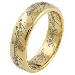 The One Ring LOTR Tungsten