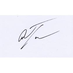 Anna Torv Signature...